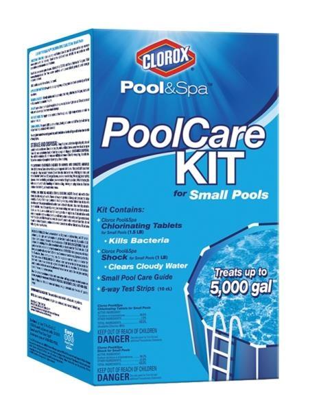 Biolab 69000clx Clorox Pool Amp Spa Pool Care Kit For Small