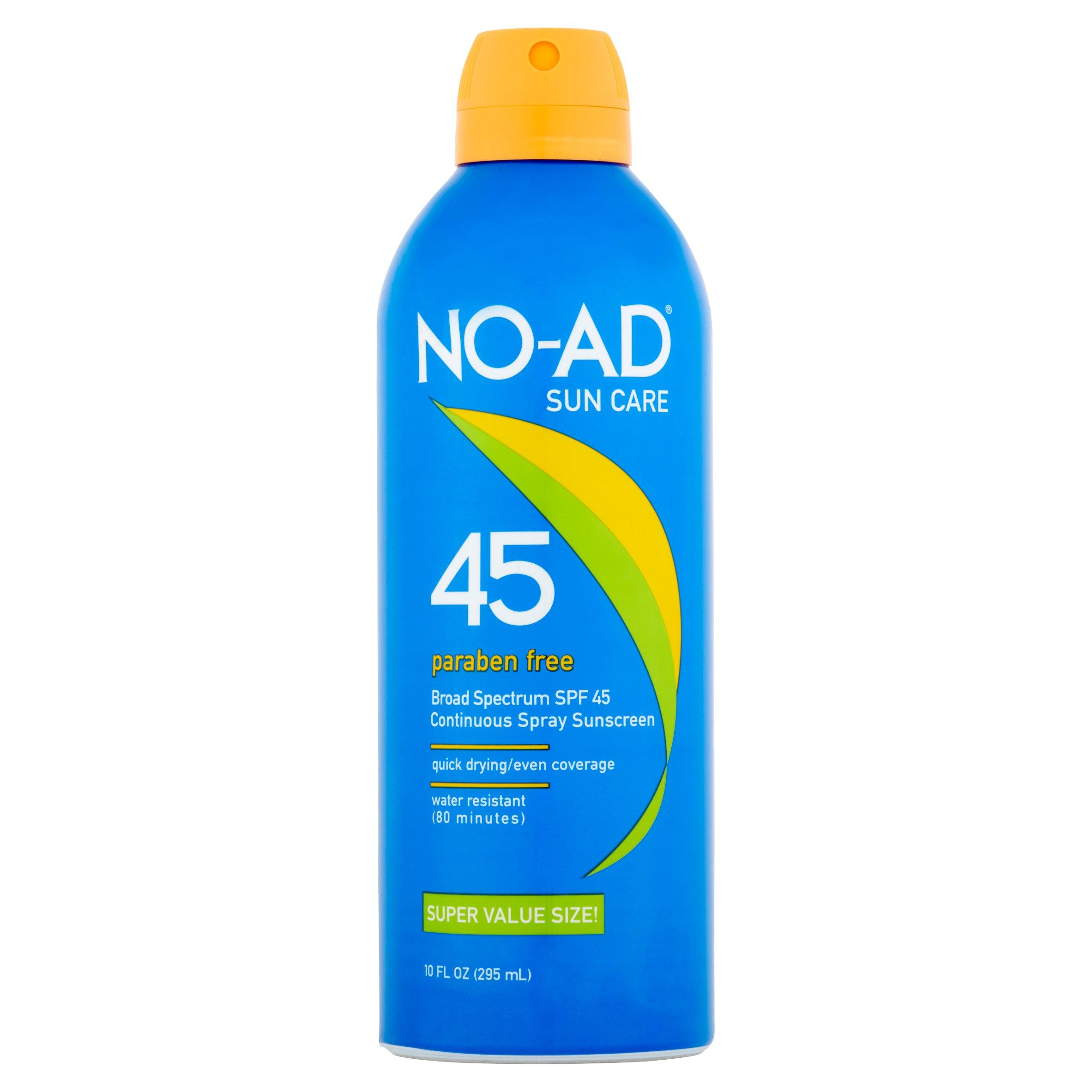 NO-AD Sun Care 21501-500-DM06