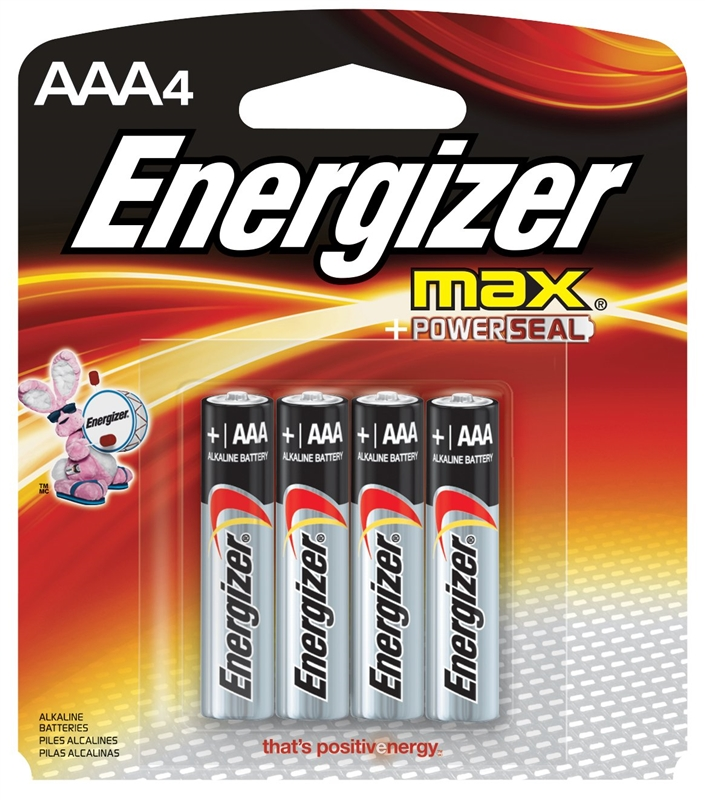 Energizer Battery E92BP-4