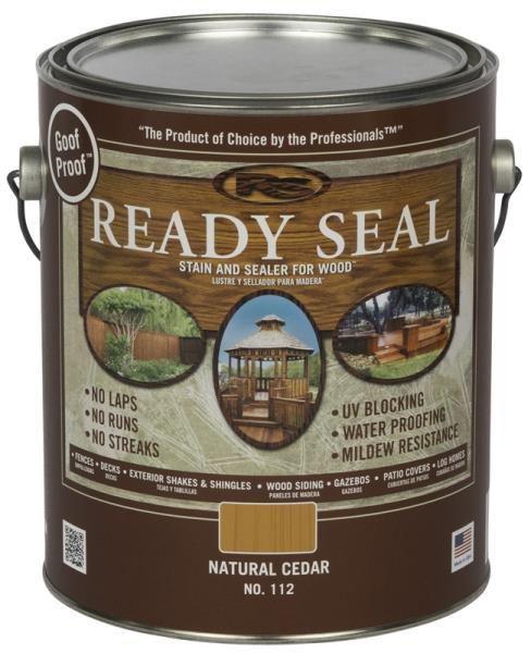 Ready Seal 112