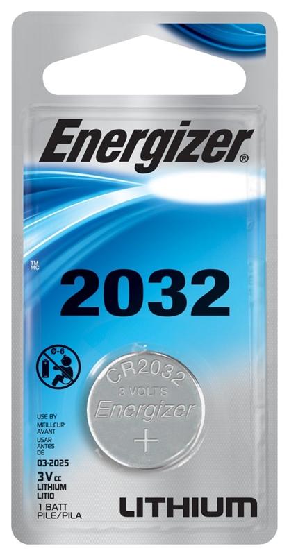 Energizer Battery ECR2032BP