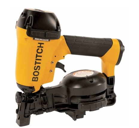Bostitch Rn46 1 Pneumatic 15 Degree Coil Roofing Nailer At