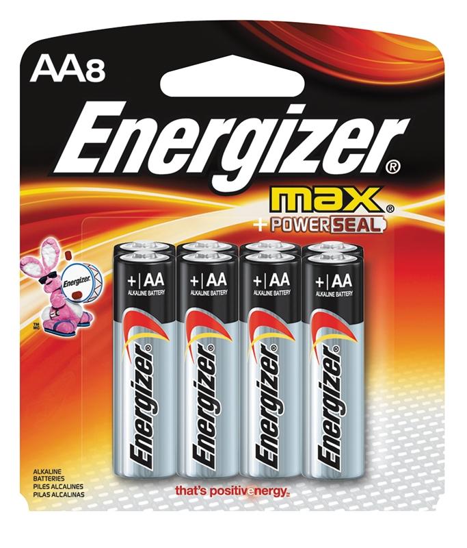 Energizer Battery E91MP-8