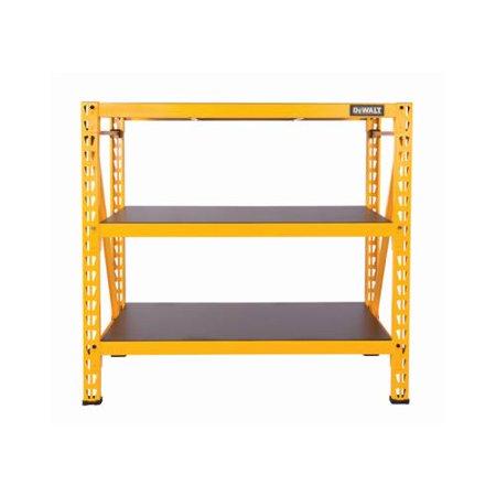 1f645c54a04 DeWalt DXST4500 4-Foot 3-Shelf Industrial Rack at Sutherlands