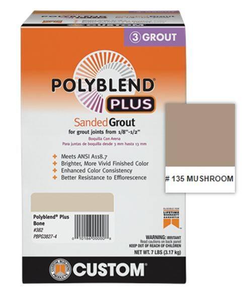 Custom Building Products PBPG1357-4
