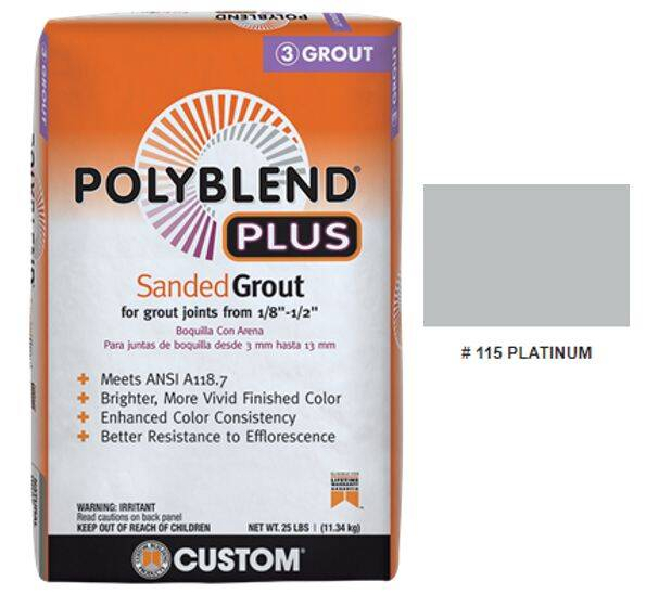 Custom Building Products PBPG11525