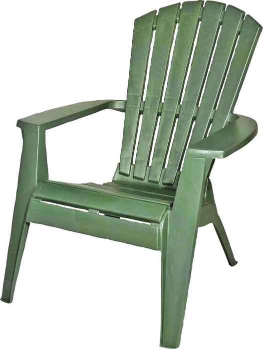 Adams Manufacturing 8370-01-3700 Adirondack Chair Sage