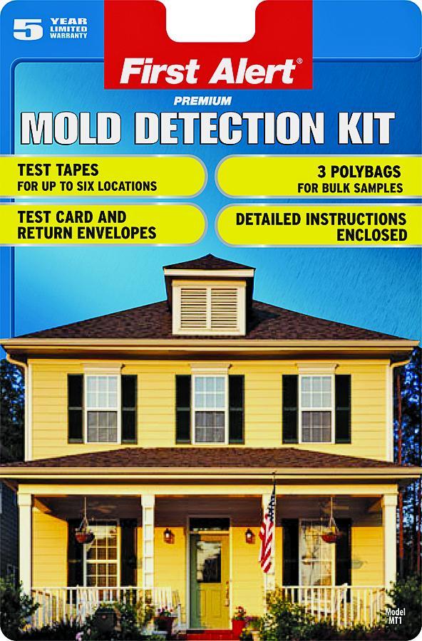 First alert mt1 mold detection kit at sutherlands for Sutherlands home kits
