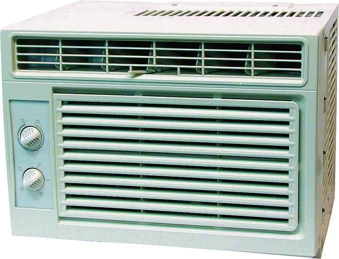 Heat controller rg 51h 5000 btu room air conditioner 115v for 115v window air conditioner with heat