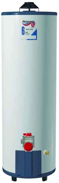 Rheem Richmond 6g30 32f1 6g30 30 Natural Gas Water Heater 29 Gal 6 Year At Sutherlands