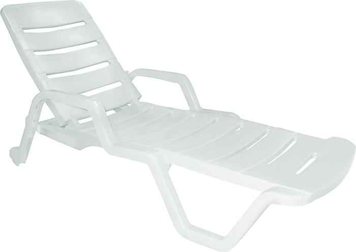 adams manufacturing 8010 48 3700 white chaise lounge at