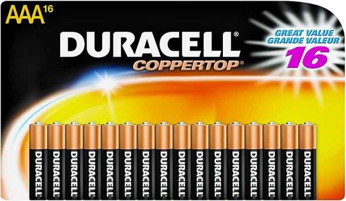 Duracell MN2400B16