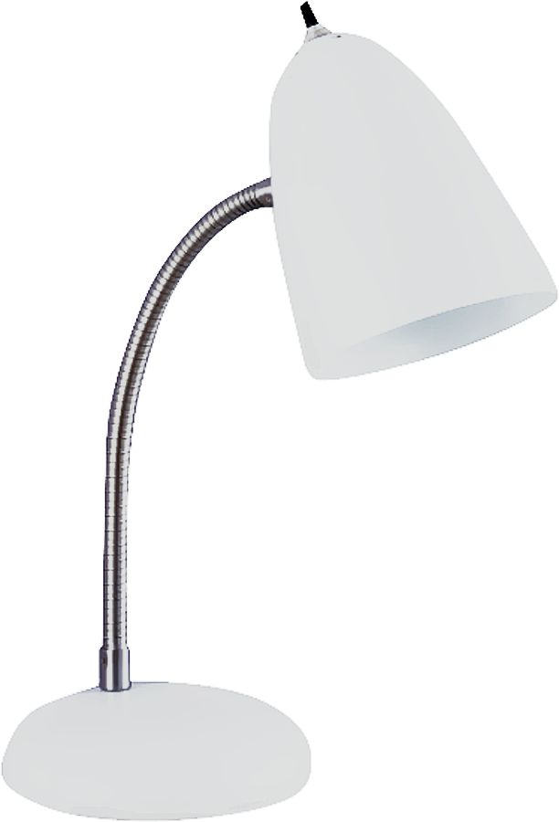 White Flexible Table Lamp