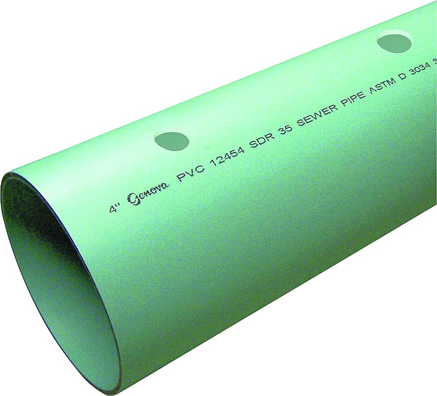 Sdr 35 Pipe : Genova sdr perf sewer pipe at sutherlands