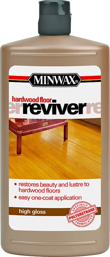 Minwax 609504444 High Gloss Hardwood Floor Reviver At Sutherlands