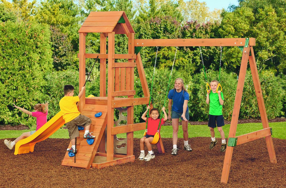 Playstar ps 7711 all star xp play set at sutherlands for Sutherlands deck kits