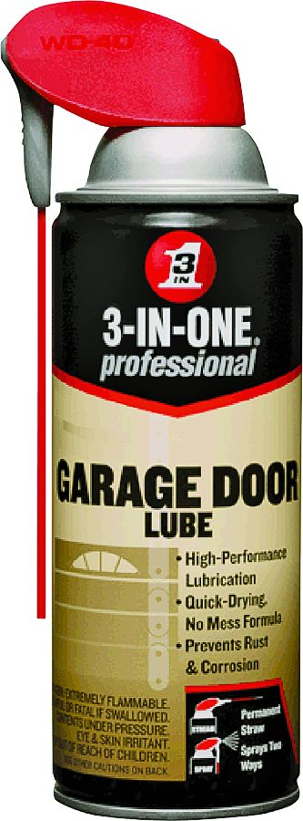 Wd 40 Company 100581 3 In One Pro Garage Door Lube At