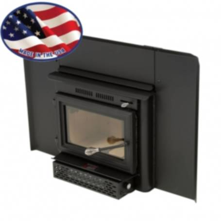 1500 Sq Ft Wood Fireplace Insert, Englander Wood Fireplace Inserts