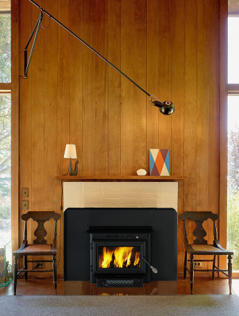 1500 Sq Ft Wood Fireplace Insert, Englander 27 5 In 1500 Sq Ft Wood Burning Fireplace Insert