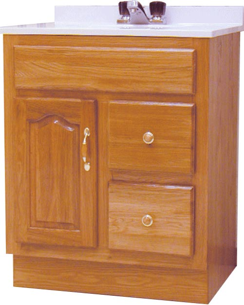 Osage Cabinet Cdv2418d2 24x18 Classic Vanity At Sutherlands