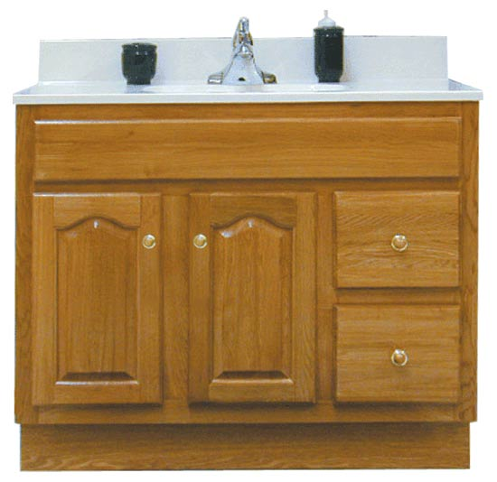 Osage Cabinet Cdv3618d2 36x18 Classic Vanity At Sutherlands