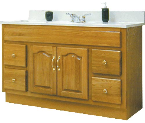Osage Cabinet Cdv6018 D 60x18 Classic Vanity At Sutherlands