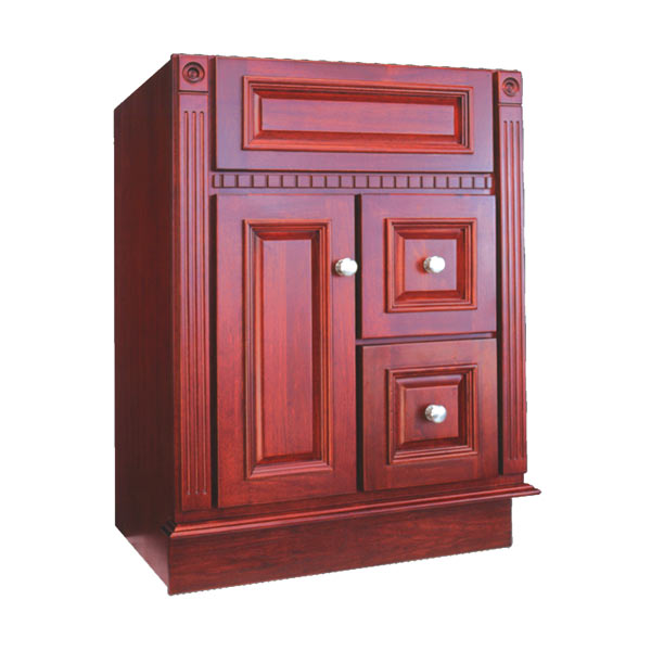 Osage Cabinet Rv2421 D C 24x21 Royal Cherry Vanity At Sutherlands