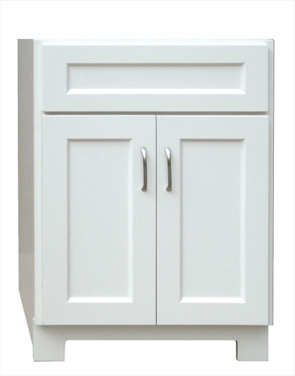 Osage Cabinet Wv2418 2 24x18 Whistler Vanity 2 Door At Sutherlands
