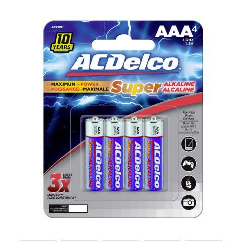 Powermax Battery AC209