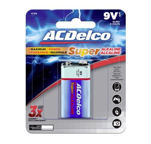 Powermax Battery AC215