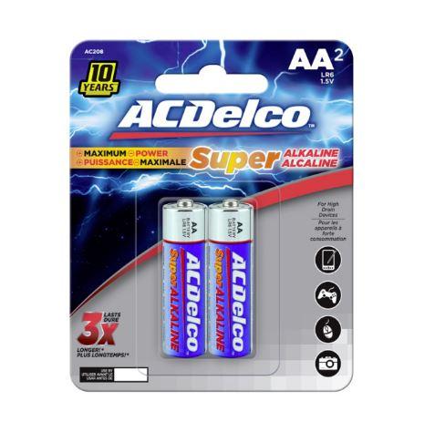 Powermax Battery AC208