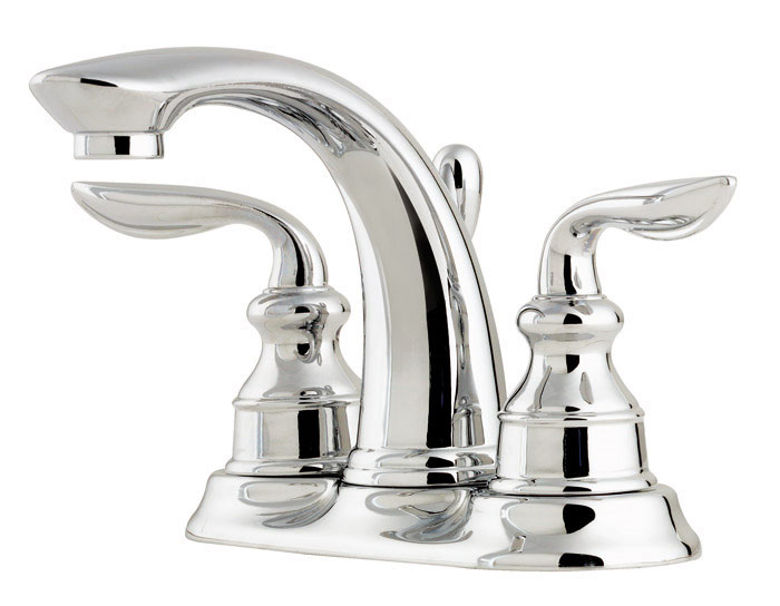 Delta Porter 4 In Centerset 2 Handle Bathroom Faucet With: Pfister F048CB0C Lavatory Faucet 2-Handle 4-In Centerset