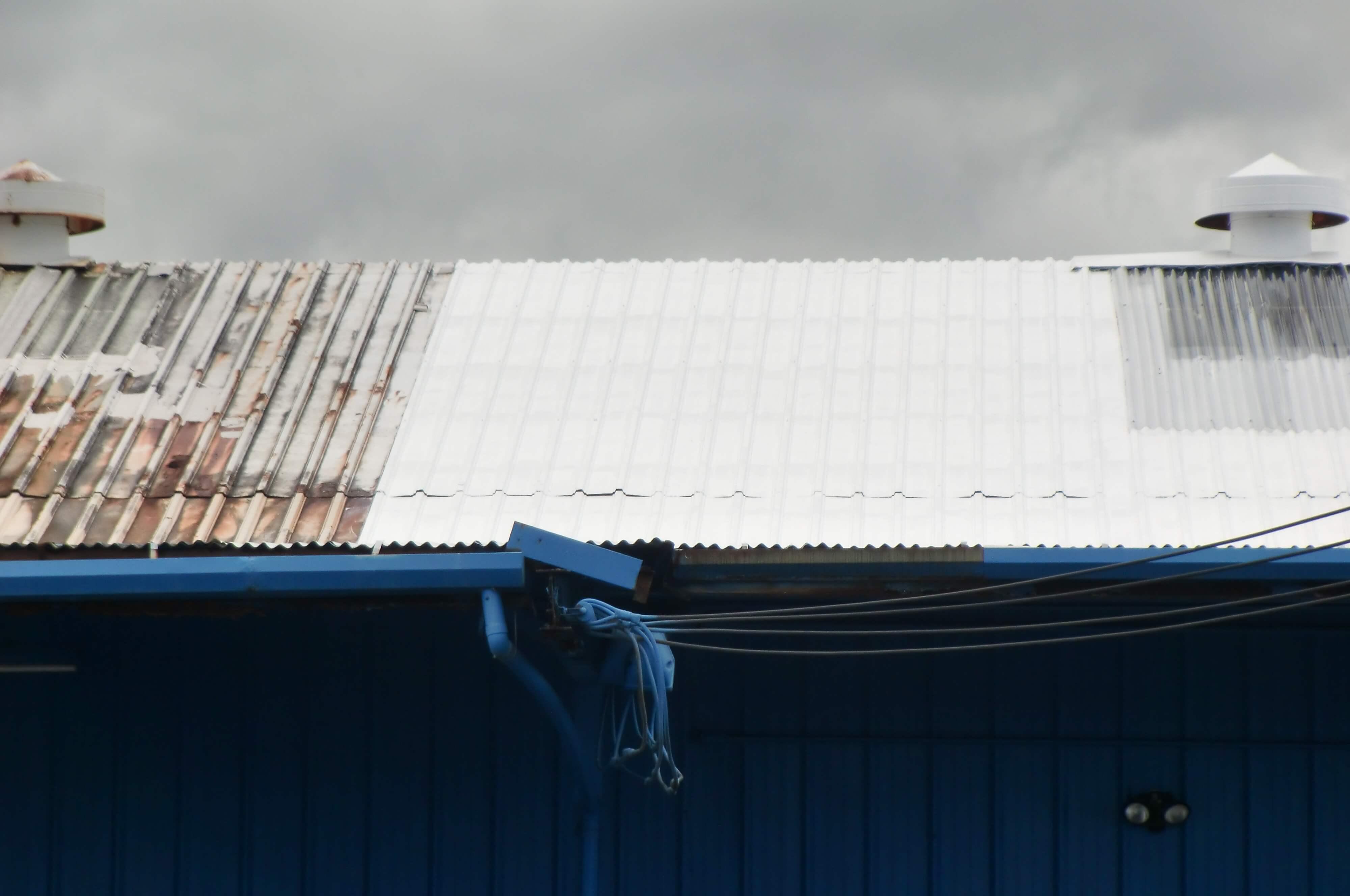 Gacoroof Gacsrc5 5 Gallon White Silicone Roof Coating At