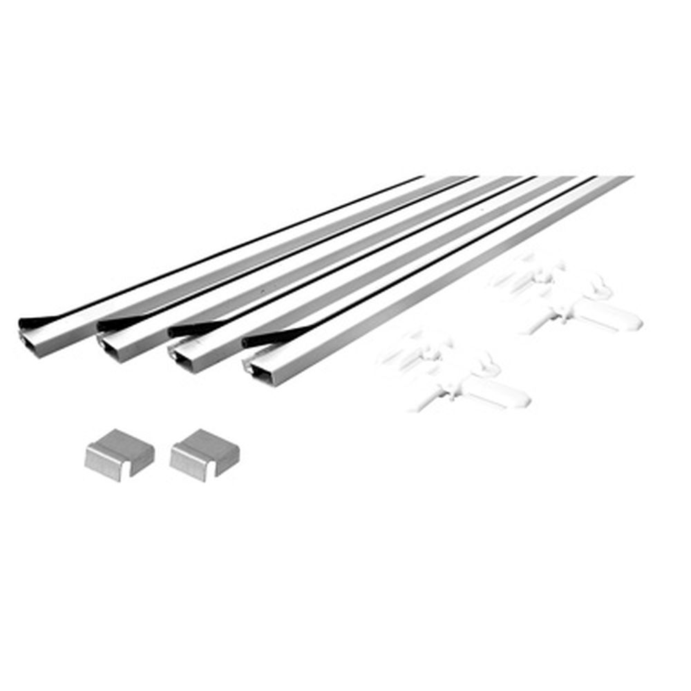Prime Line Products Pl 7814 5 Foot Aluminum Screen Frame Kit At Sutherlands