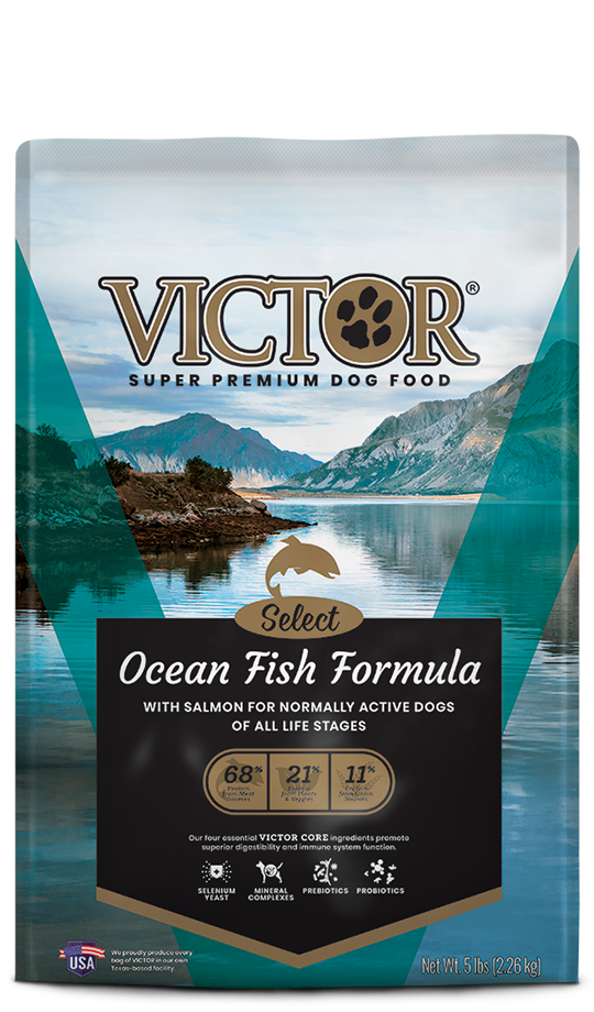 Victor Pet Food 2497