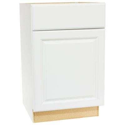 Cbkb21 Sw White 21 Inch Base Cabinet