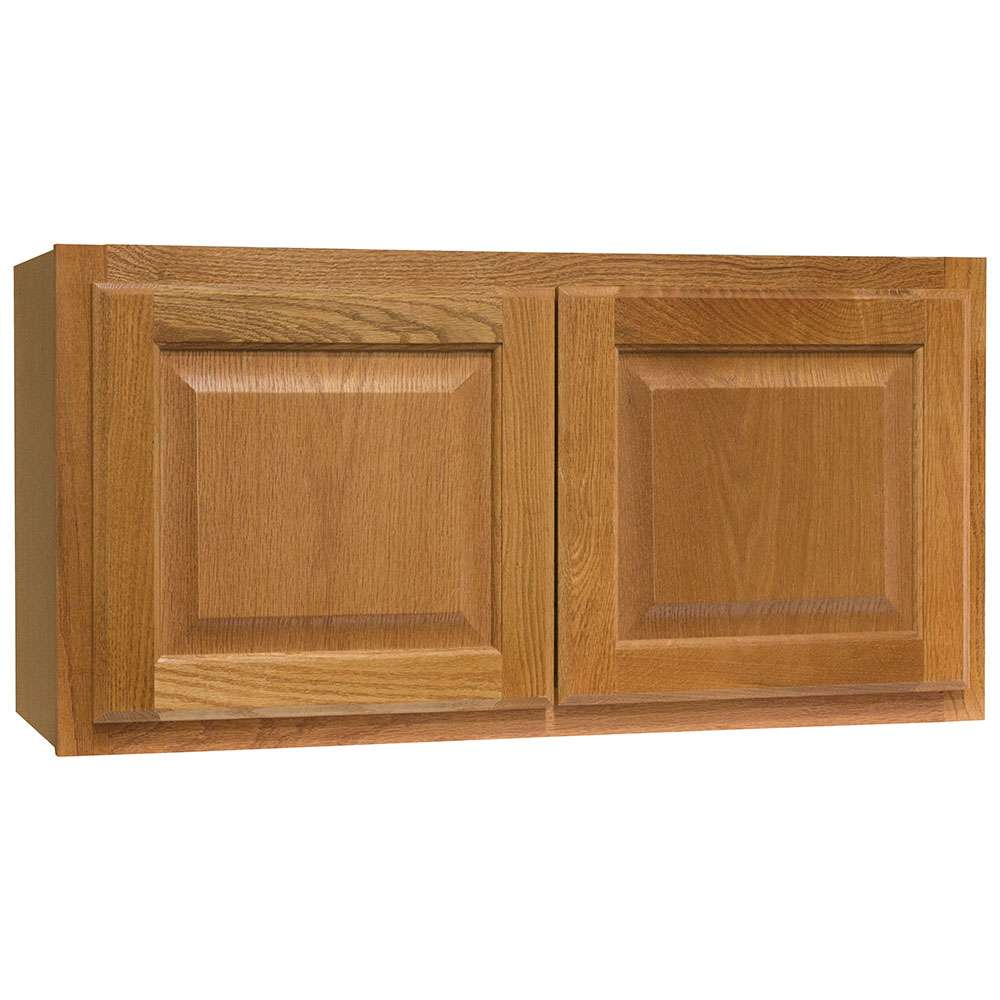 Continental Cabinets CBKW3015-MO Oak 30-Inch X 15-Inch ...