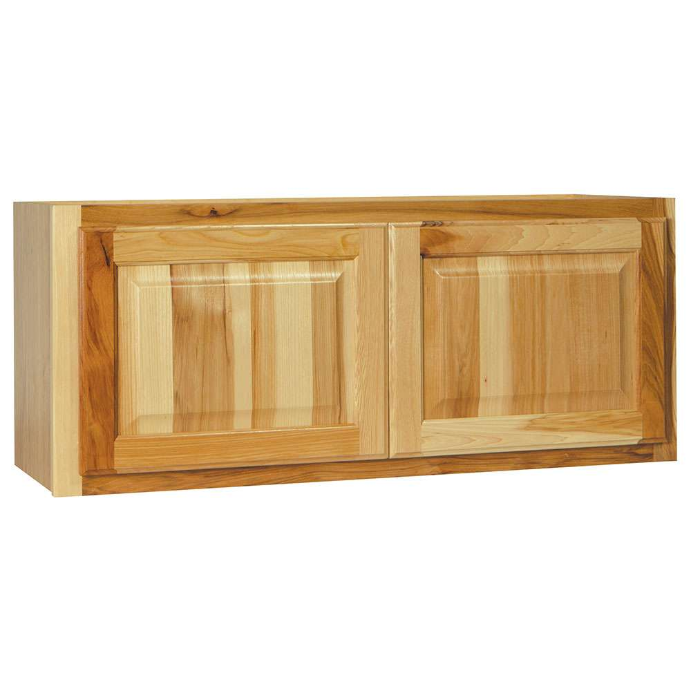 Continental Cabinets CBKW3615-NHK Hickory 36-Inch X 15 ...