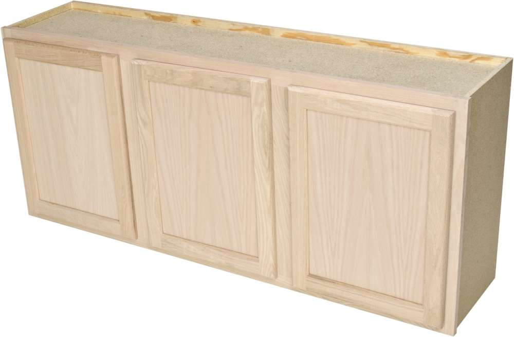 Superieur ... Oak Laundry Wall Cabinet. Quality One Woodwork LC5424