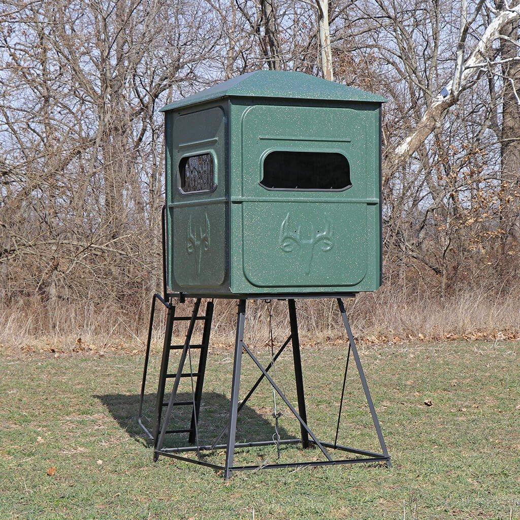 Redneck Hunting Blinds Rd Tt55pl 5 X 5 Foot Trophy Tower