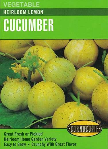 Cornucopia Garden Seeds 278