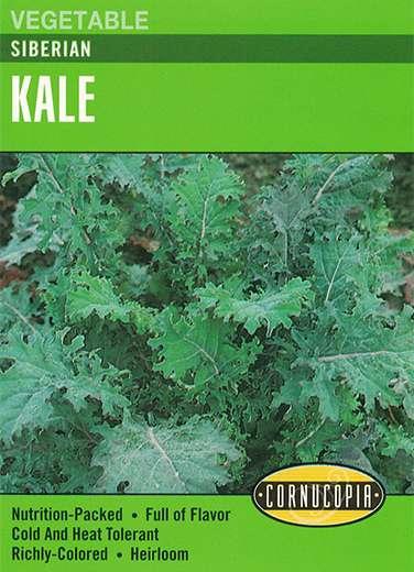 Cornucopia Garden Seeds 265