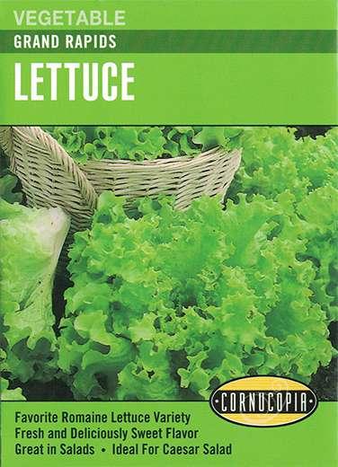 Cornucopia Garden Seeds 158