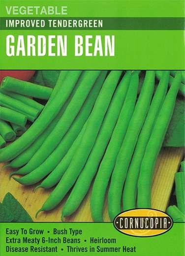 Cornucopia Garden Seeds 190