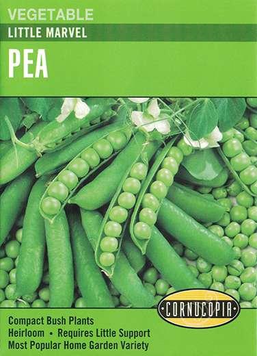 Cornucopia Garden Seeds 193