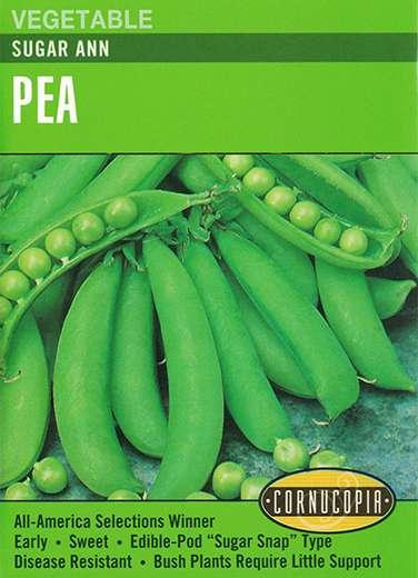 Cornucopia Garden Seeds 195