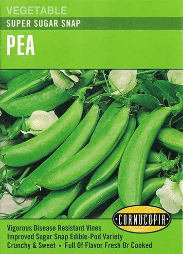 Cornucopia Garden Seeds 196