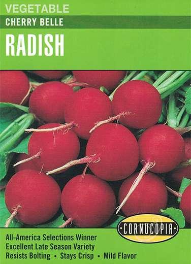 Cornucopia Garden Seeds 170