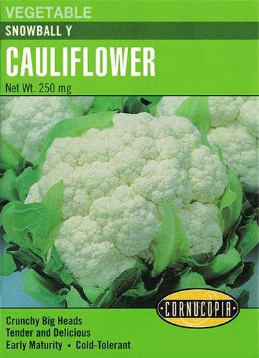 Cornucopia Garden Seeds 277