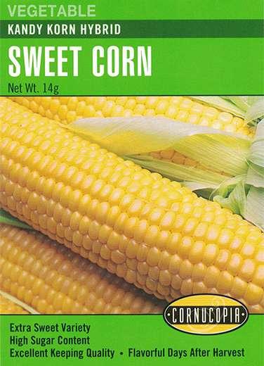 Cornucopia Garden Seeds 199